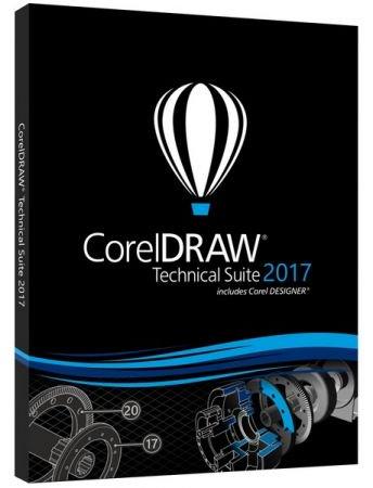 《CorelDRAW Technical Suite 2017 19.1.0.448 x64 Retail ISO》