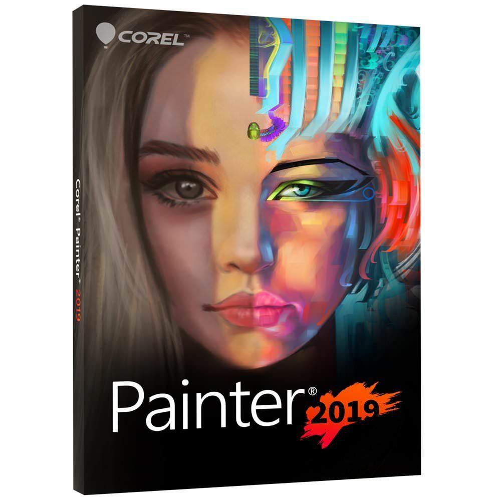 《Corel Painter 2019 v19.0.0.427 Win》