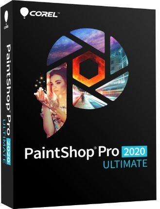 《Corel PaintShop Pro 2020 Ultimate 22.1.0.44 Multilingual》