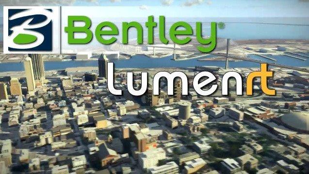 《Bentley LumenRT Connect Edition Update 13 v16.13.23.31 x64》