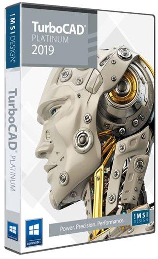 《TurboCAD 2019 Professional / Deluxe / Platinum 26.0.37.4》