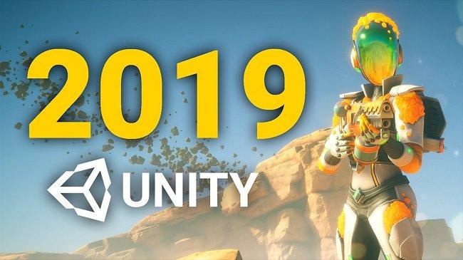 《Unity Pro 2019.2.8f1 Win x64》