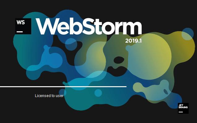 《JetBrains WebStorm 2019.3》