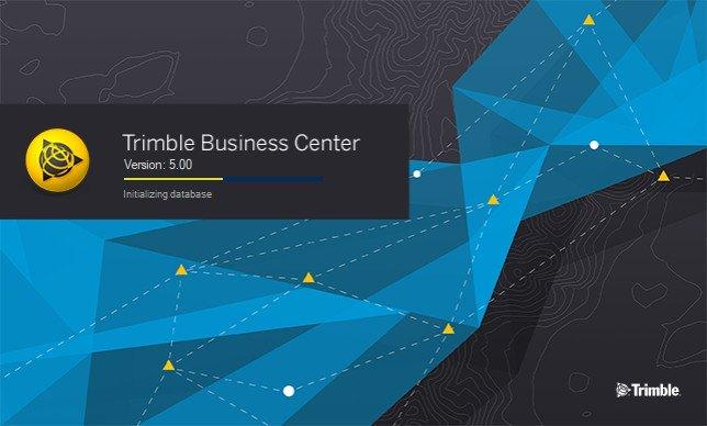 《Trimble Business Center v5.20 x64 Multilingual》