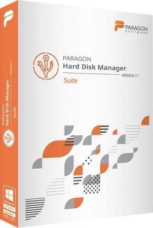 《Paragon Hard Disk Manager 17 Suite 17.4.2》