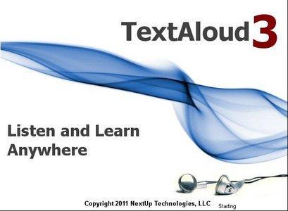 《NextUp TextAloud 4.0.40》