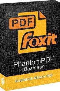 《Foxit PhantomPDF Business 9.7.1.29511 Multilingual》