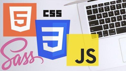 《Web Development HTML CSS & JS a 2020 Beginner to Advance》