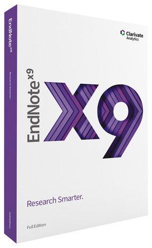 《EndNote X9.3.2 MacOS》