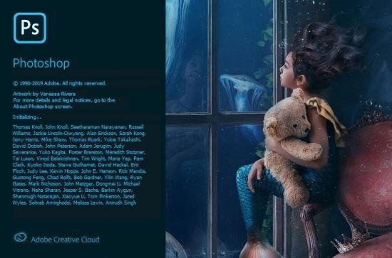 《Adobe Photoshop CC 2020 v21.0.3.91 Win》