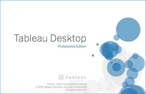 《Tableau Desktop Professional Edition 2020.1.2》