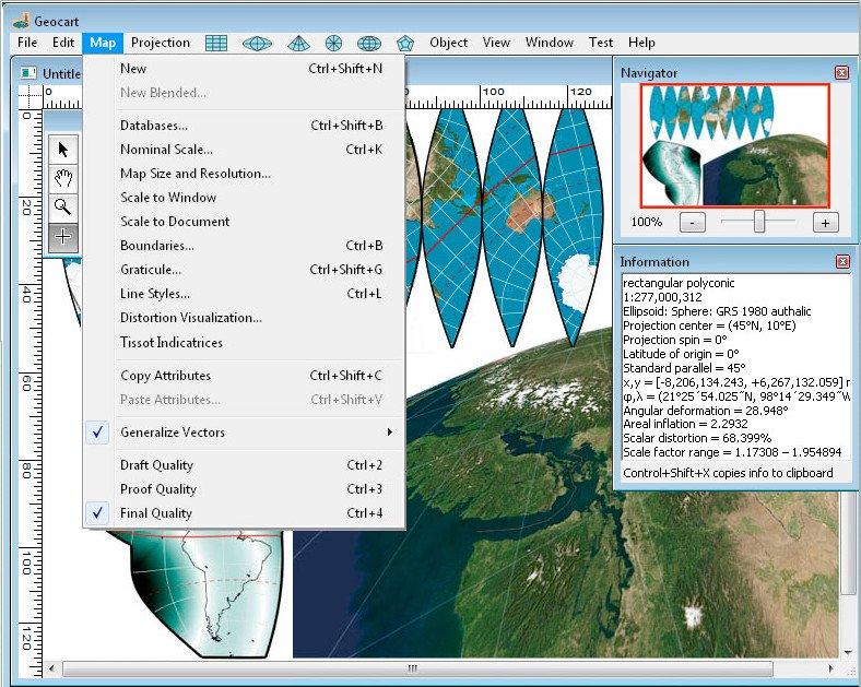 《Mapthematics GeoCart 3.3.5 x64》