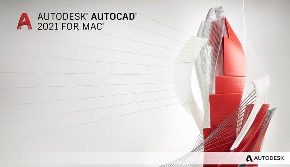 《Autodesk AUTOCAD 2021 MACOS x64》