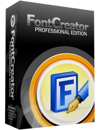 《High-Logic FontCreator 13.0.0.2641》