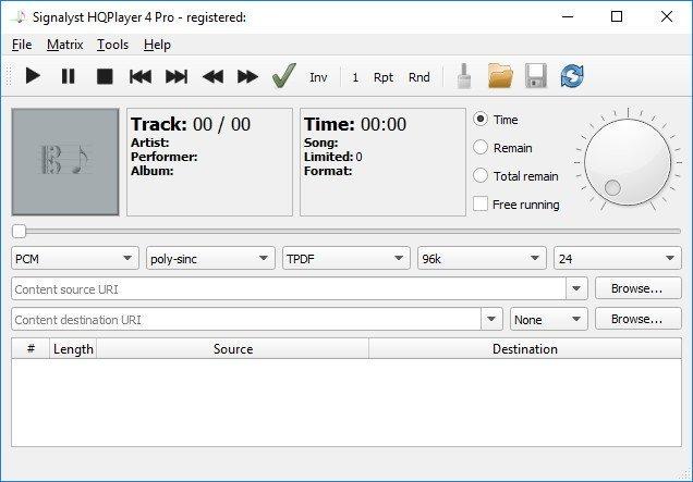 《HQPlayer Desktop 4.5.1 x64》