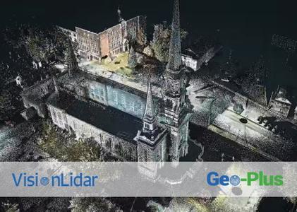 《Geo-Plus VisionLidar 2020 version 30.0.01.116.20》