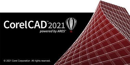 《CorelCAD 2021.0 Build 21.0.1.1031 Multilingual》