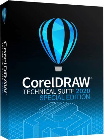 《CorelDRAW Technical Suite 2020 Content》