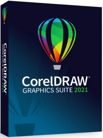 《CorelDRAW Graphics Suite 2021 Content》