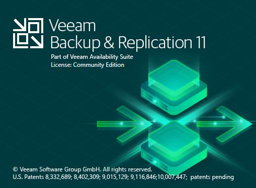 《Veeam Backup & Replication Enterprise Plus 11.0.0.837 (x64)》