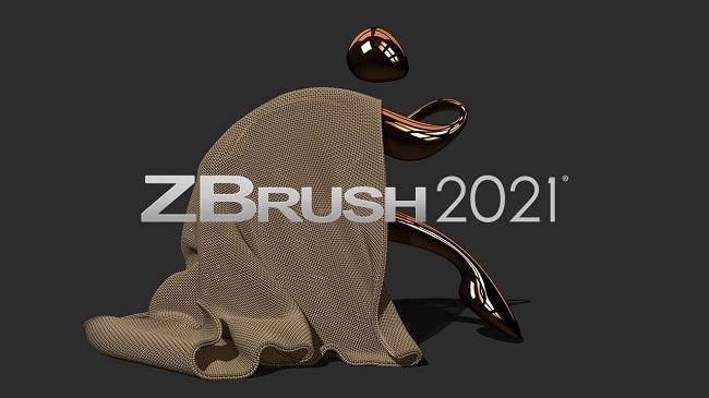 《Pixologic ZBrush 2021.7.1 Multilingual》